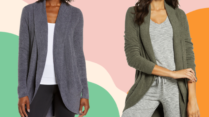 Our readers can't stop buying this cardigan, which you can get for nearly half off right now.