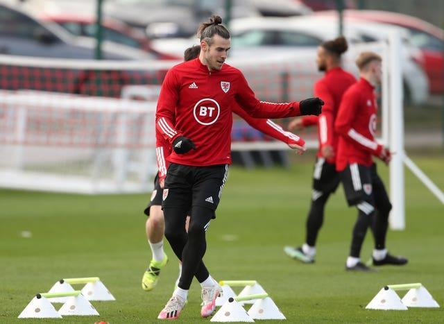 Wales Training Session – The Vale Resort – Tuesday March 23rd 2021