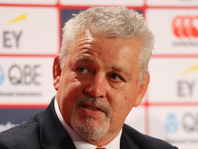 Gatland has a plethora of choices in each position: Getty