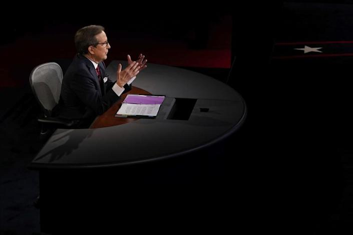 Moderator Chris Wallace on the wild presidential debate: 'It was revealing…terrible missed opportunity'