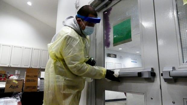 First Nations have dealt with COVID-19 outbreaks for months. Nearly 70 per cent of all active cases of the virus in Manitoba are now among First Nations people. (Tyson Koschik/CBC - image credit)