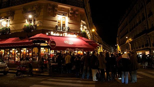 <p>This long-standing Paris restaurant (with multiple locations in the city) is known for its steak frites – that's the sole entree one can order (along with a salad and a vast array of desserts.) And it's made very well–there's a reason it's been around for decades. </p><p><i>(</i><i>Photo</i><i>Courtesy of</i><i>irene. / Flickr)</i></p>