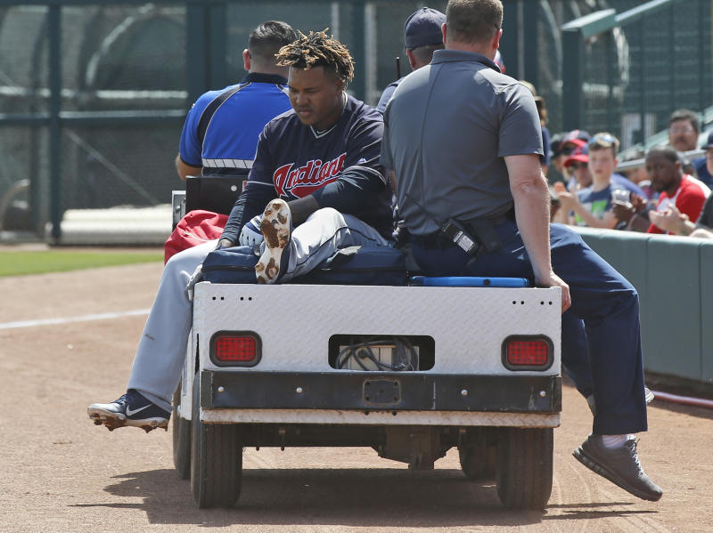 Indians' Jose Ramirez expected in opening day lineup