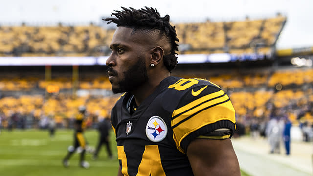 NFL Network's Willie McGinest and David Carr discuss which teams they believe Pittsburgh Steelers wide receiver Antonio Brown could be playing for in 2019.