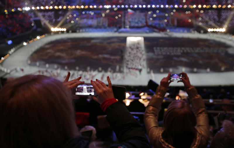 Review: 4 apps to follow Olympic events, athletes