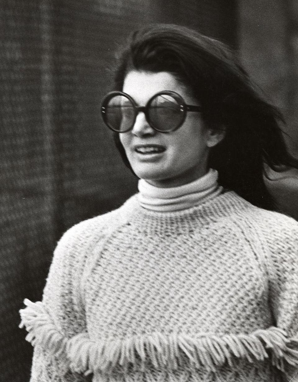 """<p>Her style was so frequently emulated that many designers replicated pieces of her wardrobe in their collections. However, during the first Presidential Campaign, she received harsh criticism for her expensive taste. During the presidency, some <a href=""""http://www.history.com/news/10-things-you-may-not-know-about-jacqueline-kennedy-onassis"""" rel=""""nofollow noopener"""" target=""""_blank"""" data-ylk=""""slk:critics"""" class=""""link rapid-noclick-resp"""">critics</a> argued that her infatuation with French couture supported the theory that the Kennedy's true interests lay elsewhere. </p>"""
