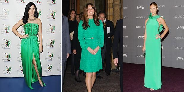 The Hue Your Wardrobe Needs: Emerald, Pantone 2013 Color of the Year