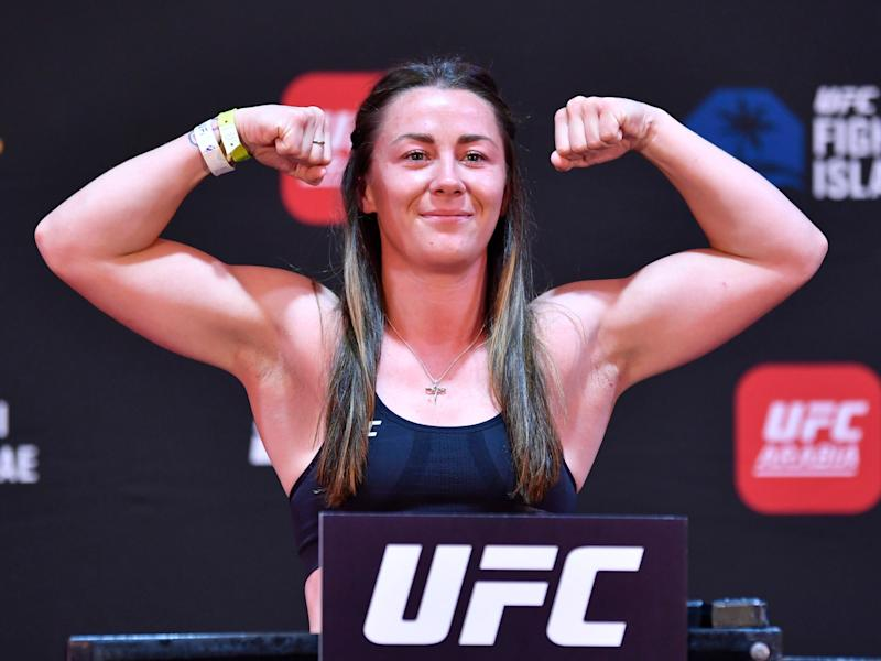 Liverpudlian UFC flyweight Molly McCann has helped The Independent to answer key questions around the promotionZuffa LLC via Getty Images