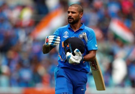 Cricket: Oval and out? Dhawan injury upsets India plans