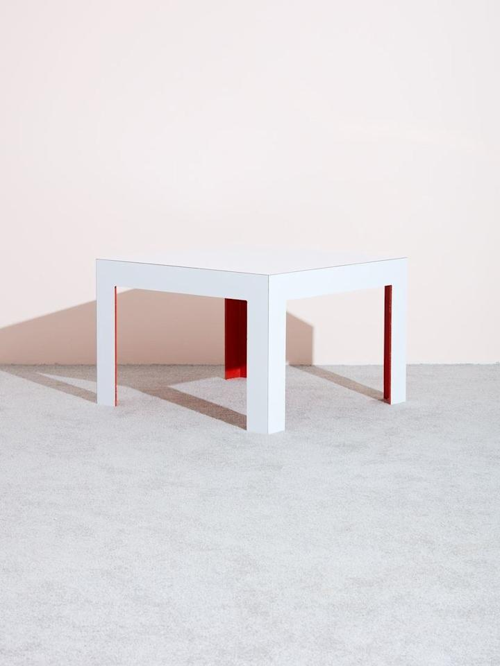 """$250, Coming Soon NY. <a href=""""https://comingsoonnewyork.com/products/laminate-side-table-1?_pos=1&_sid=a110618b0&_ss=r"""">Get it now!</a>"""