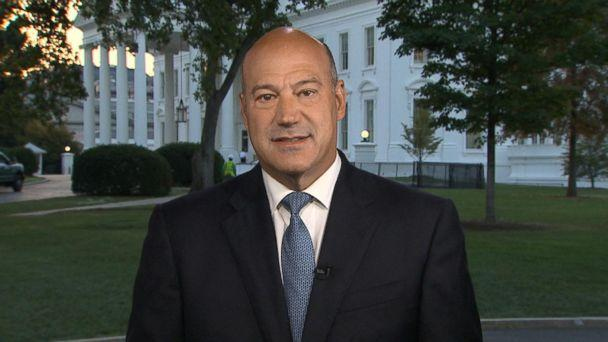 VIDEO: Gary Cohn defends Trump administration's tax plan (ABCNews.com)
