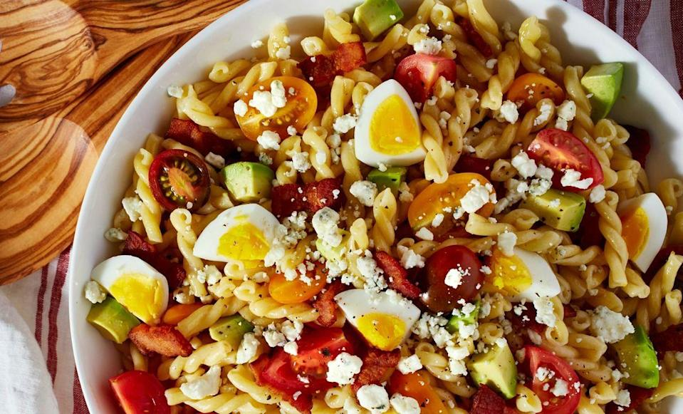 """<p>These salads are anything but basic. Need more Memorial Day food ideas? Check out our ultimate <a href=""""https://www.delish.com/holiday-recipes/g582/memorial-day-snacks-dinner-dessert-recipes/"""" rel=""""nofollow noopener"""" target=""""_blank"""" data-ylk=""""slk:BBQ menu"""" class=""""link rapid-noclick-resp"""">BBQ menu</a>, <a href=""""https://www.delish.com/cooking/recipe-ideas/g3355/memorial-day-cocktails/"""" rel=""""nofollow noopener"""" target=""""_blank"""" data-ylk=""""slk:Memorial Day cocktails"""" class=""""link rapid-noclick-resp"""">Memorial Day cocktails</a>, and party-perfect <a href=""""https://www.delish.com/holiday-recipes/g1079/memorial-day-desserts/"""" rel=""""nofollow noopener"""" target=""""_blank"""" data-ylk=""""slk:desserts"""" class=""""link rapid-noclick-resp"""">desserts</a>.</p>"""