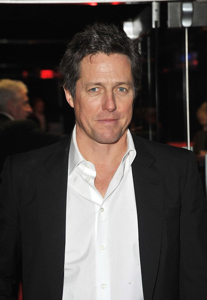 "<a href=""http://movies.yahoo.com/movie/contributor/1800019156"">Hugh Grant</a> at the London premiere of <a href=""http://movies.yahoo.com/movie/1810079689/info"">Did You Hear About the Morgans?</a> - 12/08/2009"