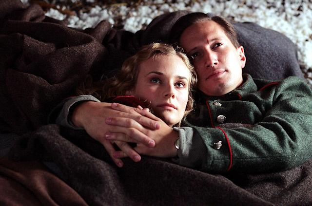 """<p>Here's your rare Christmas-movie/warfilm hybrid. Nominated for Best Foreign Language Film at the 2006 Academy Awards, French writer-director Christian Carion's touching drama tells a fictionalized account of the real-life """"Christmas truce"""" that took place among French, British, and German military forces on the front lines of World War I. Unfortunately, and in this case inevitably, truces only last so long. —<i>K.P. </i>(Available on Amazon, Google Play, iTunes, Vudu, YouTube)<br><em>(Photo: Sony Pictures Classics/courtesy Everett Collection)</em> </p>"""