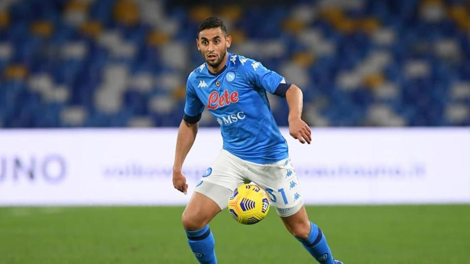 Faouzi Ghoulam | Francesco Pecoraro/Getty Images