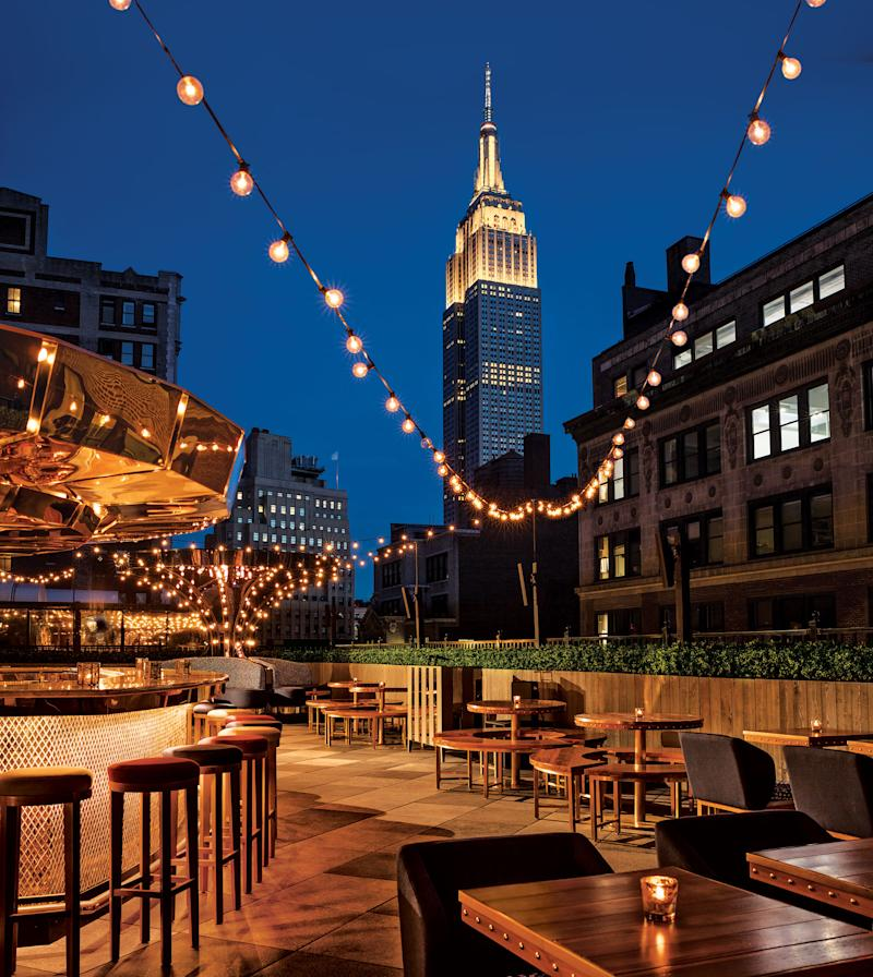 15 New Outdoor Wedding Reception Venues In New York City