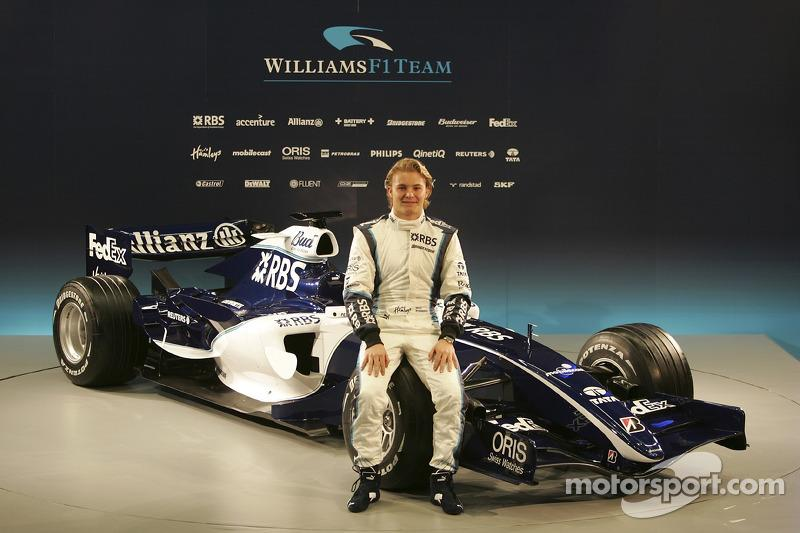 "Nico Rosberg <span class=""copyright"">Williams F1</span>"