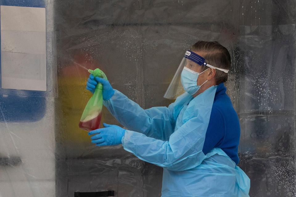 <p>The Covid pandemic has led to many changes in daily life</p> (Getty Images)