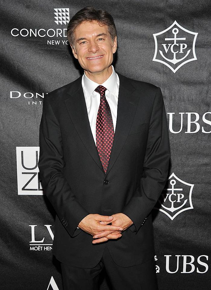 "June 11: Dr. Mehmet Oz turns 51 Stephen Lovekin/<a href=""http://www.gettyimages.com/"" target=""new"">GettyImages.com</a> - June 9, 2011"