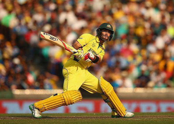 Can Maxwell help Australia sweep the series?. Australia haven't played limited-overs cricket since the ICC Champions Trophy and travel to India after having eked out a draw against Bangladesh in the recently-concluded Test series.They seemed to be firing on all cylinders in their warm-up game against the Board President's XI though, however, going up against a full-strength Indian side will be a completely different ball-game.There are quite a few names missing from the Australian set-up, with the likes of Mitchell Starc and Josh Hazlewood unavailable. That gives other younger players the opportunity to step up and prove their mettle. On that note, here are five Australians to look out for in the series:Ah! The enigma that is Glenn Maxwell. When you take into account his hard-hitting ability, handy off-spin bowling and electric fielding, it is a wonder how he was ever dropped from the side. However, he was but he is now back and has a point to prove.Maxwell has been in decent knick recently. He scored a Test century when Australia toured India earlier this year and that will give him some confidence. Maxwell loves to sweep, paddle and reverse-sweep hence his battle with the Indian spinners will be interesting to watch.Maxwell struggled in the warm-up match against Washington Sundar and co. but it only takes one hit for him to get going.The 28-year-old will also be required to bowl a few tight overs, especially if his spin twin Adam Zampa gets taken for runs.