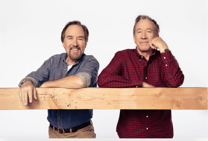 Tim Allen and Richard Karn, Assembly Required (History)