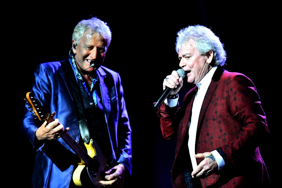 Air Supply in concert in 2019. (Photo: Scott Dudelson/Getty Images)
