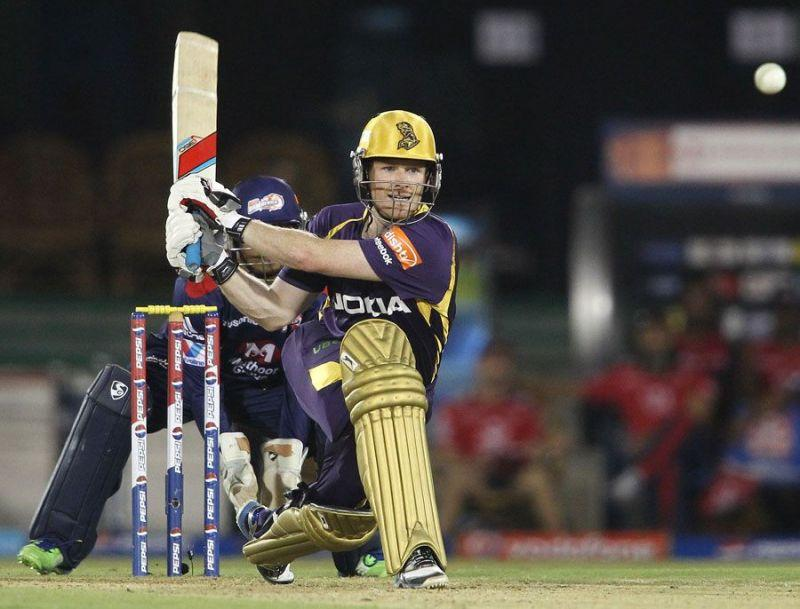 Eoin Morgan has previously played for KKR in the IPL