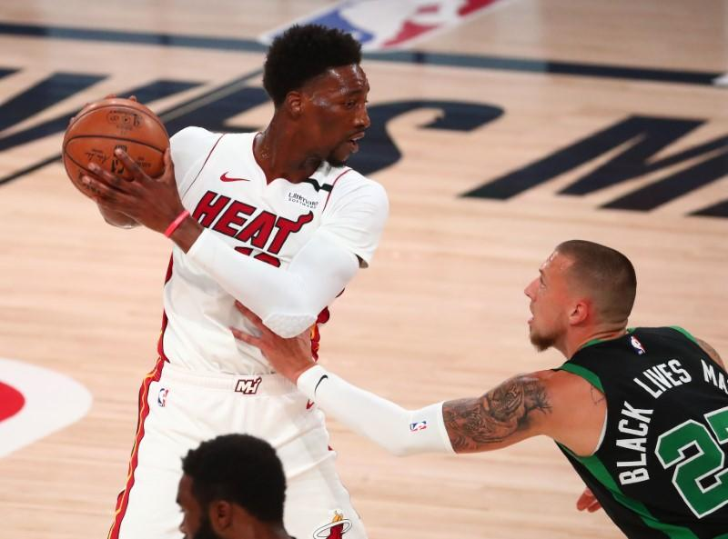 Heat's Adebayo and Dragic eager to return to action