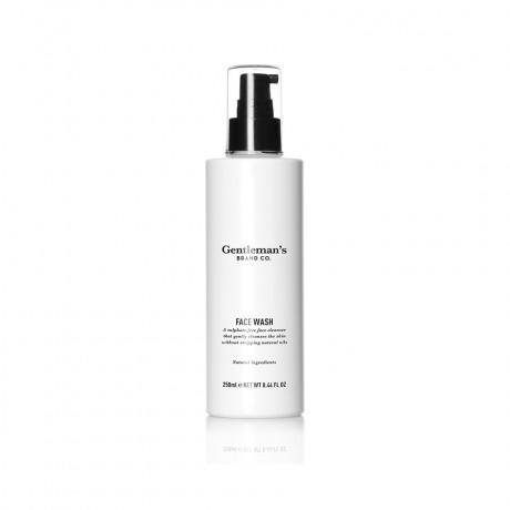 "<p>This natural face wash will get any and every guy into grooming. <a href=""https://www.birchbox.com/men/gentlemans-brand-co-foaming-face-wash"" rel=""nofollow noopener"" target=""_blank"" data-ylk=""slk:Gentleman's Brand Co. Foaming Face Wash"" class=""link rapid-noclick-resp"">Gentleman's Brand Co. Foaming Face Wash</a> ($28)<br></p>"