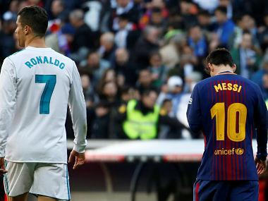 Cristiano Ronaldo says long-time rivalry with Lionel Messi made him 'a better player'