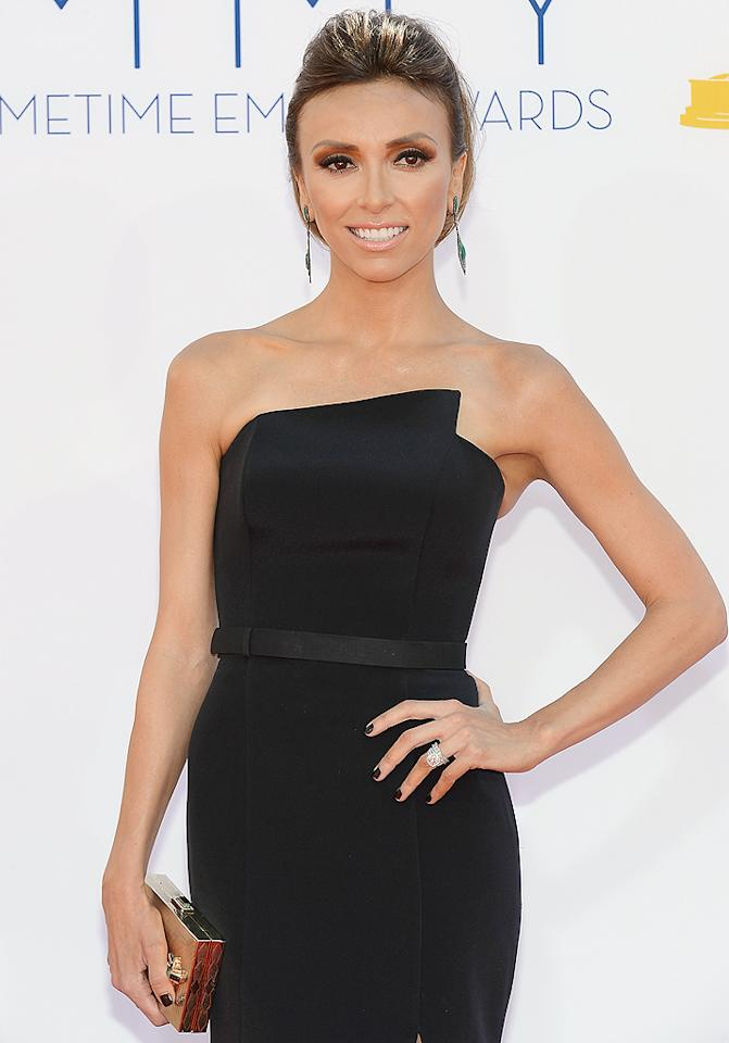 "<p class=""MsoNoSpacing"">After two failed rounds of IVF, E! News host Giuliana Rancic, 37, was advised by her doctor to get a mammogram before she went in for a third round – and that's how she discovered she had breast cancer. In October 2011, Giuliana announced on ""Today"" that she was in the early stages and would undergo a double lumpectomy. Just one week after the surgery, Giuliana, who later revealed she also had a double mastectomy, was back at work alongside Ryan Seacrest, ""I still do have a bit of a road ahead of me, but it's nothing I can't handle,"" she said, ""and it's going to be good!"" It's actually been <em>great</em> for Giuliana and her husband, Bill. On August 29, the couple welcomed son Edward Duke via a gestational carrier. (9/23/2012)</p>"