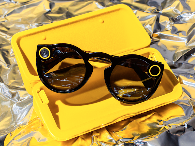 962e5d93e8a I just got a pair of Snapchat Spectacles — and I have 2 major ...
