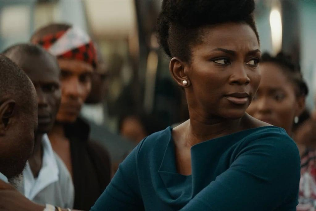 """<p>In Netflix's first original film from Nigeria, <strong>Lionheart </strong>revolves around a competent but overlooked young woman who must find a way to work alongside her difficult uncle in order to save her father's failing bus company.</p> <p><a href=""""http://www.netflix.com/title/81030789"""" target=""""_blank"""" class=""""ga-track"""" data-ga-category=""""Related"""" data-ga-label=""""http://www.netflix.com/title/81030789"""" data-ga-action=""""In-Line Links"""">Watch it now</a>.</p>"""
