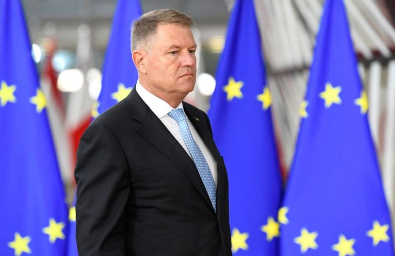 Incumbent Iohannis wins Romania's presidential vote, will face runoff