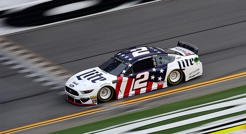 Byron says he received apology from Keselowski following Daytona incident