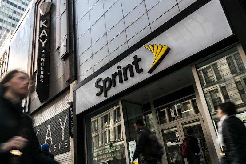 Sprint Claim It's Weak Without T-Mobile Draws U.S. Skepticism