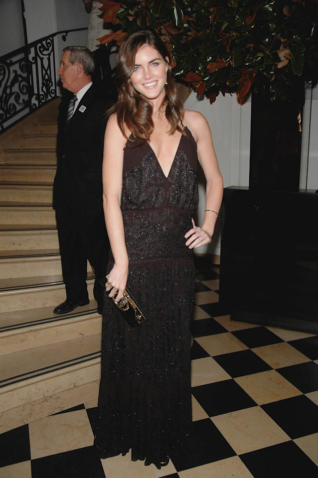 """<p><b>MORE:</b>  <strong><a rel=""""nofollow"""" href=""""http://www.wmagazine.com/gallery/michelle-obama-best-looks?mbid=synd_yahoolife"""">Michelle Obama's Best Looks: From 2009 to Today</a></strong></p><p>Rhoda wore a slinky Gucci gown to the Neue Gallerie New York Winter Gala hosted by the brand. 2006.</p>"""
