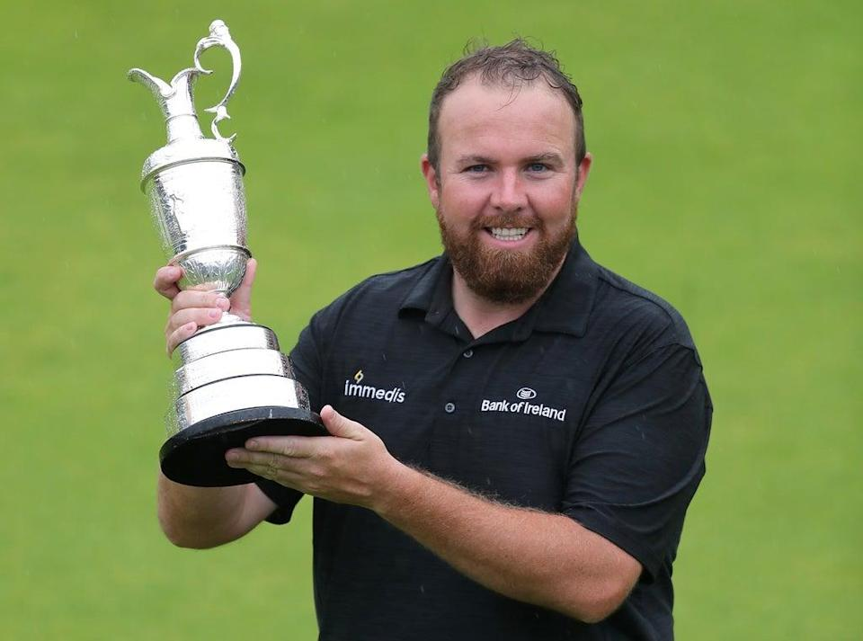 Ireland's Shane Lowry picked up the Claret Jug at Portrush in July 2019 (Richard Sellers/PA) (PA Wire)