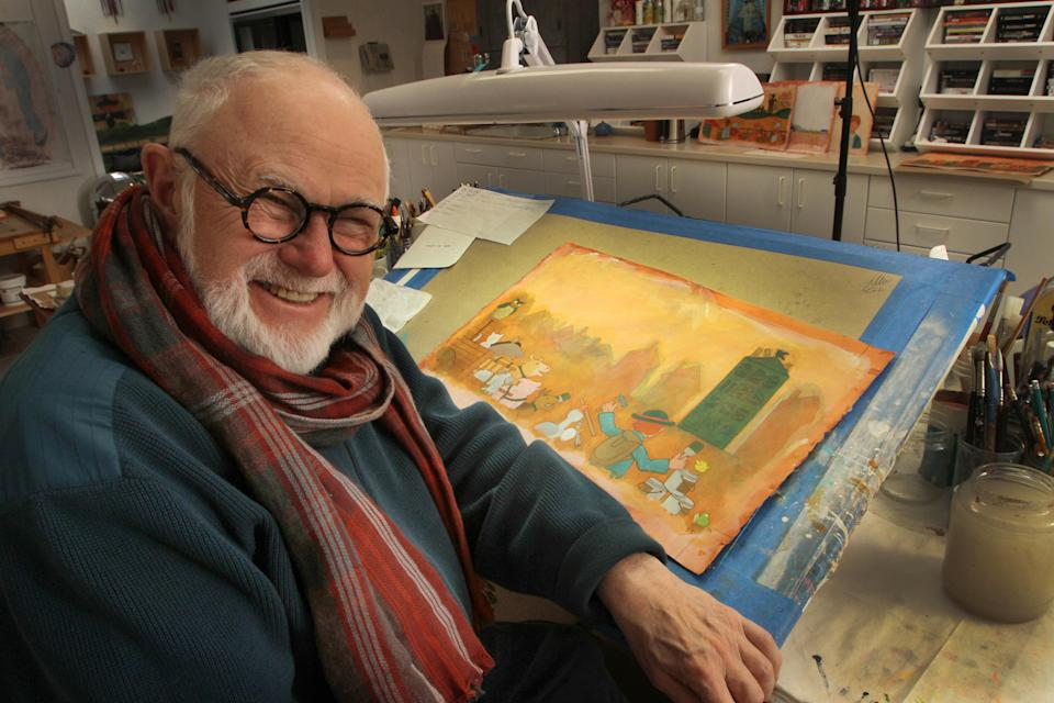 Tomie dePaola, whose picture-book tales of bullied children, Christian saints and a magically overflowing pasta pot delighted generations of young readers and sold millions of copies, died on March 30, 2020 at 85.