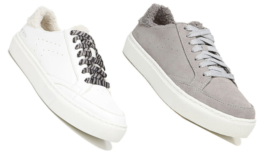 These Sperry sneakers will take you through all seasons. (Photo: Nordstrom)