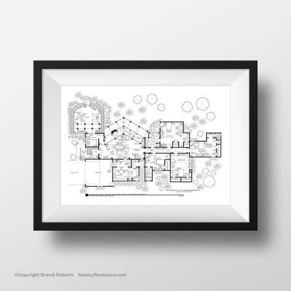 """<p><strong>TVfloorplans</strong></p><p>etsy.com</p><p><strong>$49.00</strong></p><p><a href=""""https://go.redirectingat.com?id=74968X1596630&url=https%3A%2F%2Fwww.etsy.com%2Flisting%2F241238765%2Fgolden-girls-house-floor-plan-hand-drawn&sref=https%3A%2F%2Fwww.countryliving.com%2Fshopping%2Fgifts%2Fg32237210%2Fgolden-girls-gifts%2F"""" rel=""""nofollow noopener"""" target=""""_blank"""" data-ylk=""""slk:Shop Now"""" class=""""link rapid-noclick-resp"""">Shop Now</a></p><p>This hand-drawn floor plan of the house (complete with lanai!) will be a welcome addition to any fan's walls.</p>"""