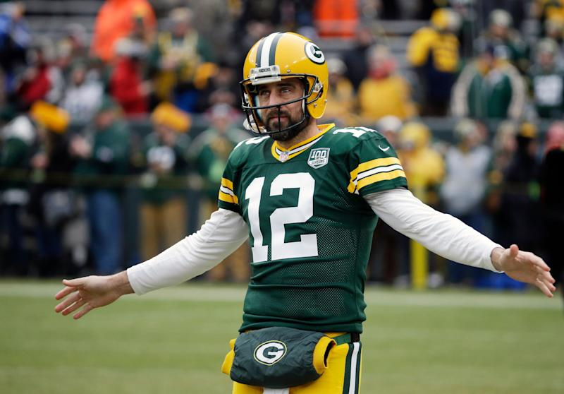 This Was Aaron Rodgers' Cameo in 'Game of Thrones'