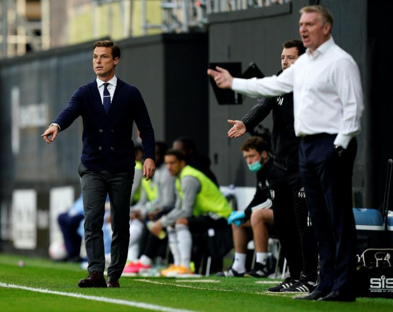 Fulham boss Parker criticises owner over apology to fans