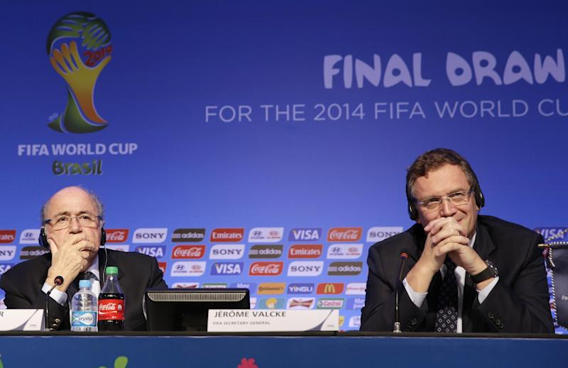 FIFA won't sell tickets for WCup final and opener