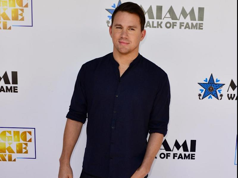 Channing, who starred in Magic Mike two years ago, has played a mean prank on his daughter Everly. Source: Getty
