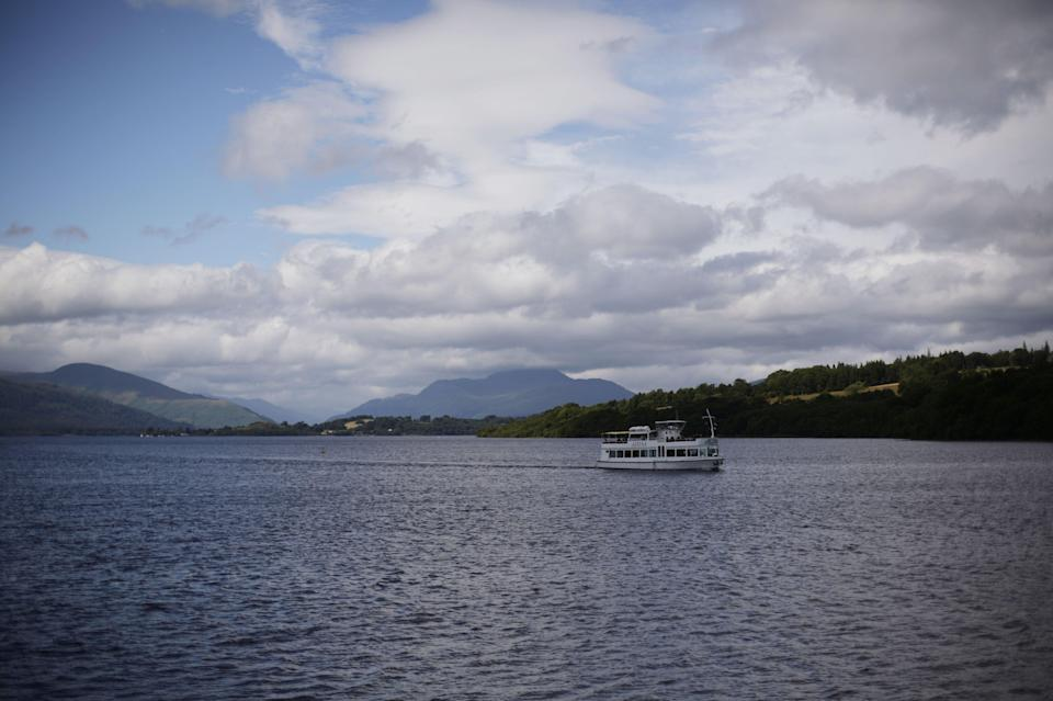 A teenager was found dead in the water at Loch Lomond on Friday (PA) (PA Archive)
