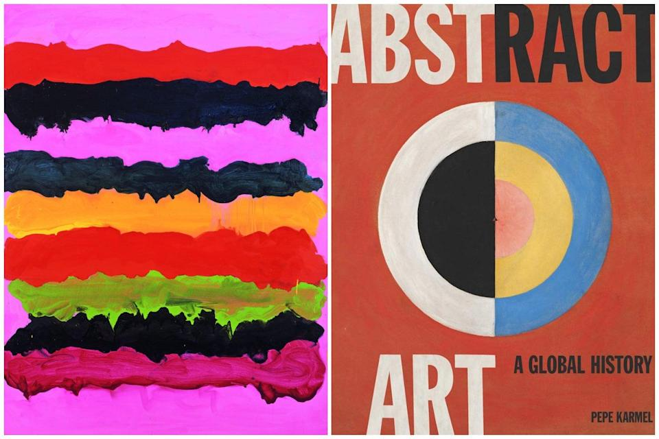 <p>Surfing on Acid by Mary Heilmann</p> (Thames&Hudson)