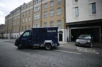 British Police officer charged with the murder of Sarah Everard appears at Westminster Magistrates Court