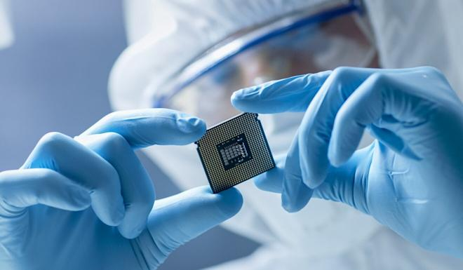 China is catching up in the semiconductor industry with massive government investment, according to the report. Photo: Shutterstock