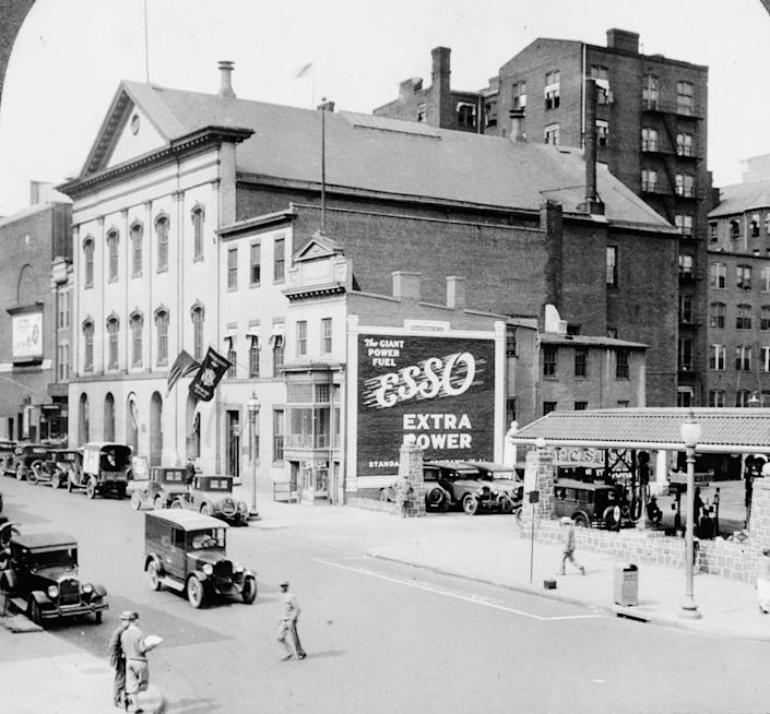 Ford's Theatre in Washington, D.C., seen in the 1920s | Buyenlarge/Getty Images